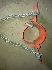 "4"" Pvc Liner Well Casing Elevator Clamp Holder"