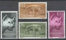 Spain SAHARA Scott # 88/89 B43/44 ** MNH Set. Hyena