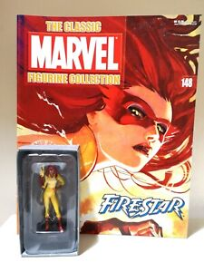 Eaglemoss Classic Marvel Figurines Firestar #148