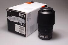 SONY SEL55210 E MOUNT 55-210mm 4.5-6.3 OSS LENS FOR NEX/A7 SERIES EXCELLENT W/BO