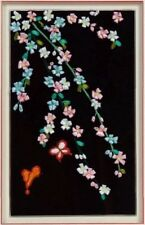 "Ribbon Embroidery Kit Flowering branch 37*57 cm (14,5""x22,4"") Easy for Beginner"