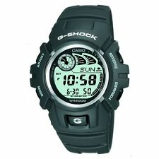 Casio Mens G-shock Auto Illuminator Grey Resin Watch