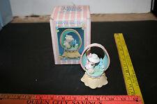 Precious Moments Plastic Figurine: Musical Rotating Easter Parade Egg #567620