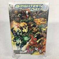 Brightest Day Volume 1 Collects #0-7 Flash DC Comics HC Hard Cover New Sealed