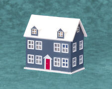 """Dollhouse for your Dollhouse 4 Room 144 Scale Town Square Miniatures 2-1/2"""""""