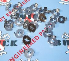 1936-1990 Buick Molding, Emblem, Ornament, Mounting Clips. All Years, All Models