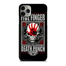 Five Finger Death Punch 6 Case Phone Case for iPhone Samsung LG GOOGLE IPOD