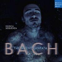 MUSICA SEQUENZA - SILENT CANTATA  CD NEU BACH,JOHANN SEBASTIAN