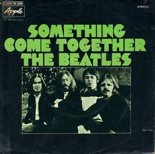 """7"""" Beatles – something/come together // Germany 1969"""