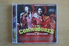 The Commodores with Lionel Ritchie - Keep on Dancing     (Box C281)