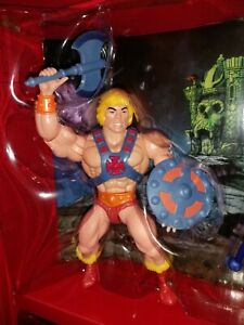 Masters of the universe Lords of Power He-man Origins Figur Motu selten