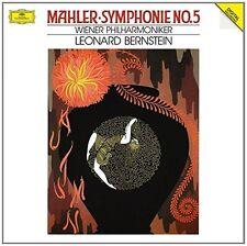 LEONARD/WP BERNSTEIN - MAHLER: SINFONIE 5 2 VINYL LP NEU MAHLER,GUSTAV