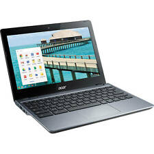 Acer Chromebook C720P-2625 Laptop Intel Celeron 4GB RAM 16GB SSD Chrome Webcam