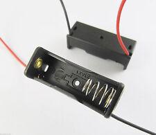 23 A 32 A BATTERIA 12 V Clip Holder Box Case con filo di piombo nero