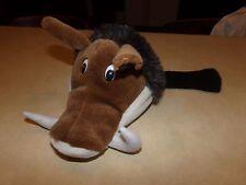 Plush Warthog Golf Sock Headcover