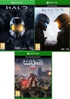 Halo Xbox one Assorted Buy 1 or Both - MINT - Super Fast Delivery
