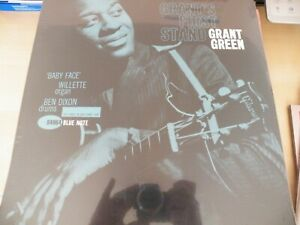 """Grant Green : Grant's First Stand (Vinyl 12"""") NEW SEALED"""