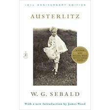 Austerlitz - Paperback NEW Sebald, W. G. 2011-12-06