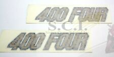 HONDA CB400F CB 400F CB400 F SUPER SPORT SIDE COVER DECALS 1977