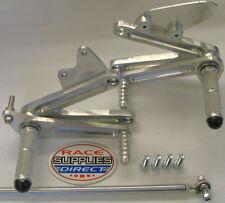 Fireblade Race Rearsets 92 - 99 Honda CBR900RR SC28 SC33 Track Day N/P R/S T/V