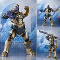 S.H.Figuarts Marvel Avengers Endgame Thanos SHF Action Figure KO Collection Toy