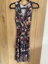 Warehouse flower-patterned dress size 10