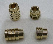 1 Paar - Einbau Buchsen mit Rillen für Fox Dämpfer z.B. RP23 usw.