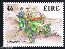 IRLANDA EIRE 1 FRANCOBOLLO MACCHINE AUTO AUTOMOBILI CHAMBERS CAR 1989 nuovo**