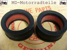 Honda CB 750 Four K0 K1 K2 - K6  Auspuff Gummi Set Tube, muffler connecting Set