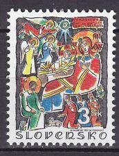 SLOVAKIA 1997 **MNH SC# 288 Christmas stamp