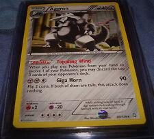 Pokemon Card/Tarjeta/Karte Holographic AGGRON Dragons Exalted