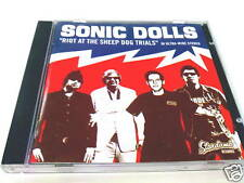 SONIC DOLLS RIOT AT THE SHEEP DOG TRIALS CD