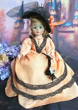 VINTAGE 1963 MADAME ALEXANDER CISSETTE DOLL tagged DRESS Gold Rush outfit RARE