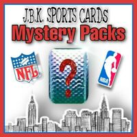 🔥NBA BASKETBALL MYSTERY PACKS🔥HOT PACKS INCLUDE 7 CARDS PER PACK🔥PLEASE READ
