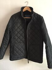 JOULES MENS RETREAT QUILTED JACKET IN OLIVE SIZE M