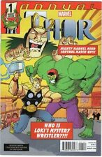 Thor 1st Edition Comic Books in English