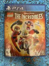 Lego The Incredibles (Sony PlayStation 4 Ps4) Brand New Sealed