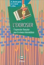 L'Exercisier: Textbook von Morsel Brun | Buch | Zustand gut