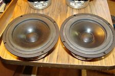 VIFA M13SG-09   Brand New Replacement Woofer  8 Ohm    A PAIR