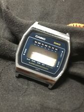 Casio NOS Only Case A652 Module 237 Very Rare Digit Vintage New Old Stock