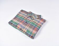 Ralph Lauren Multicolor Hombre Camisa TALLA M, Auténtico