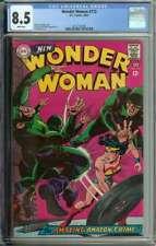 Wonder Woman #172 CGC 8.5 Amazon Crime