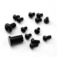 Anodized Black Titanium Screw & Pivot Set For Benchmade 940 Osborne NEW EBS