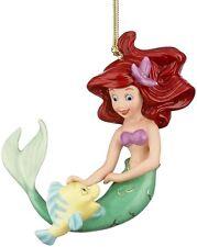 Lenox Disney The Little Mermaid Ariel's Best Friend Ornament Figurine New