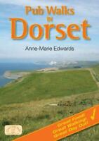Pub Walks in Dorset by Anne-Marie Edwards Paperback NEW Book