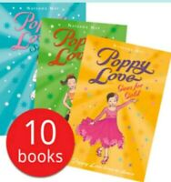 Poppy Love Collection - 10 Books - Ballroom Dancing - Kids Strictly