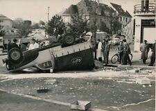 CAEN 1959 - Accident Camionnette Produits Laitiers Normandie - PRB 623