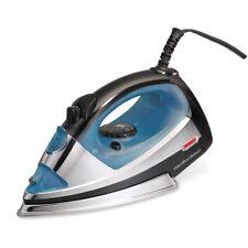 Hamilton Beach 14710 1200W Electric Adjustable Steam & Spray Clothes Iron, Blue