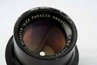 "ILEX PARAGON ANASTIGMAT F6.3 FOCUS 14 3/4"" INCH SERIES -S BARREL LENS 370 MM"