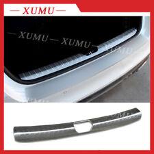 Kia Optima K5 2016 + Inner Rear Bumper Protector Sill  Trunk Tread Plate